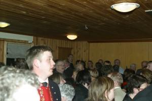 Klaksvíkar Dansifelag á Dansiferð í Dali 26 feb. 2011